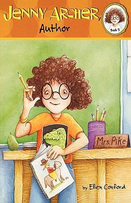 Jenny Archer, Author By Conford, Ellen/ Palmisciano, Diane (ILT)